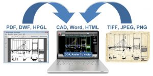 Paper-to-cad