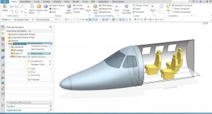 CAD Drafting in Aerospace Industry